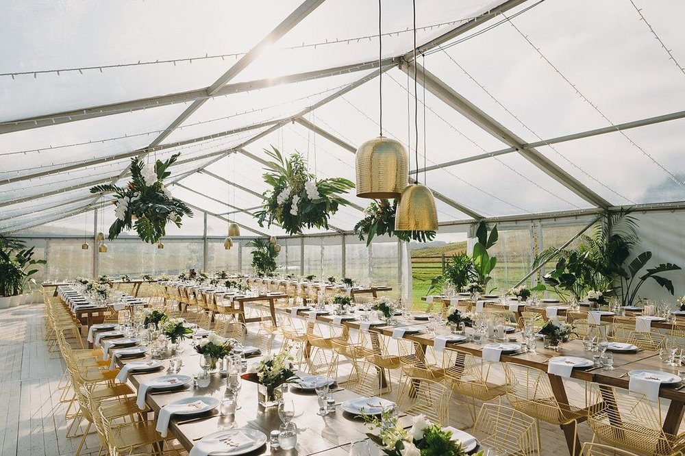 11 Beautiful Blank Canvas Wedding Venues on the Gold Coast, Brisbane and Byron Bay! | Hampton Event Hire, Wedding and Event Hire