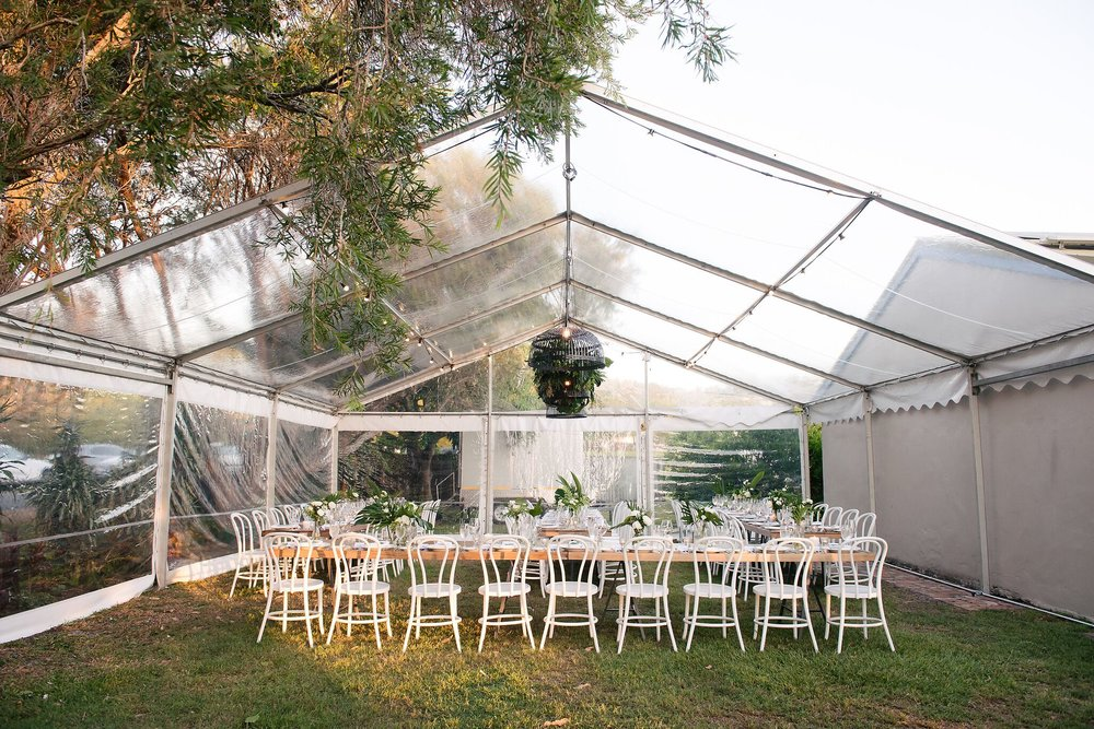 Real Wedding: Jamee and Kurt's North Stradbroke Island Marquee Reception! Hampton Event Hire, Wedding and Event Hire | Photo by Silver Edge Photography