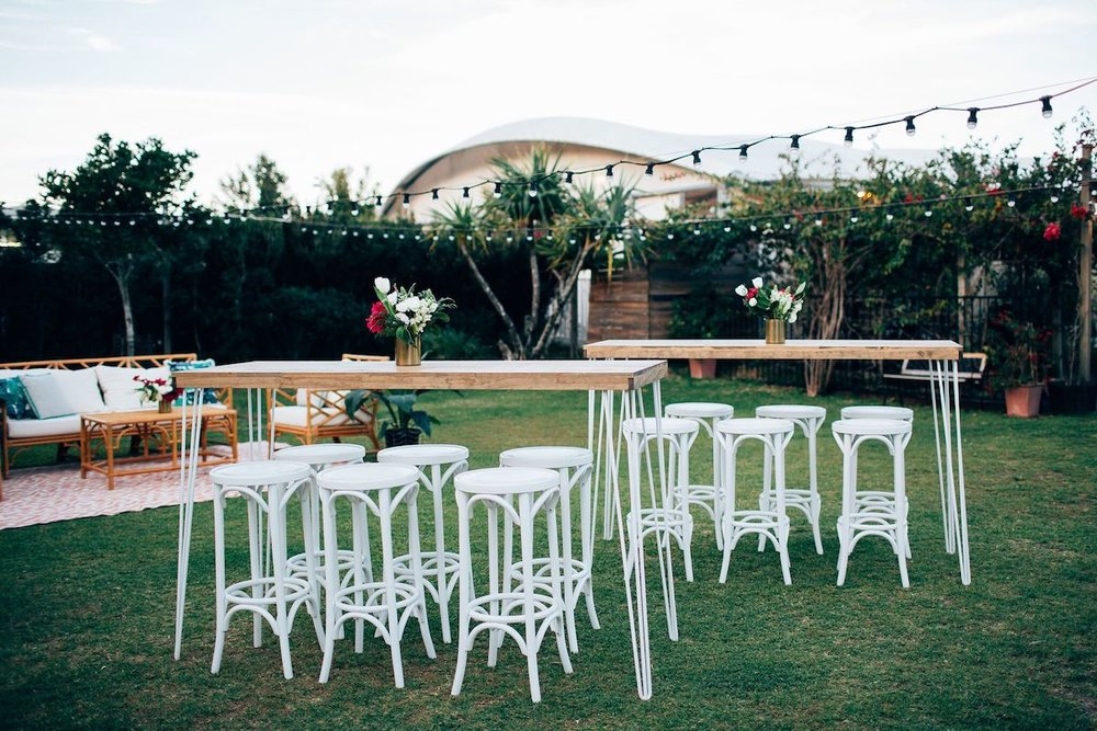 Tropical Wedding Styling Ideas and Inspiration Hampton Event Hire