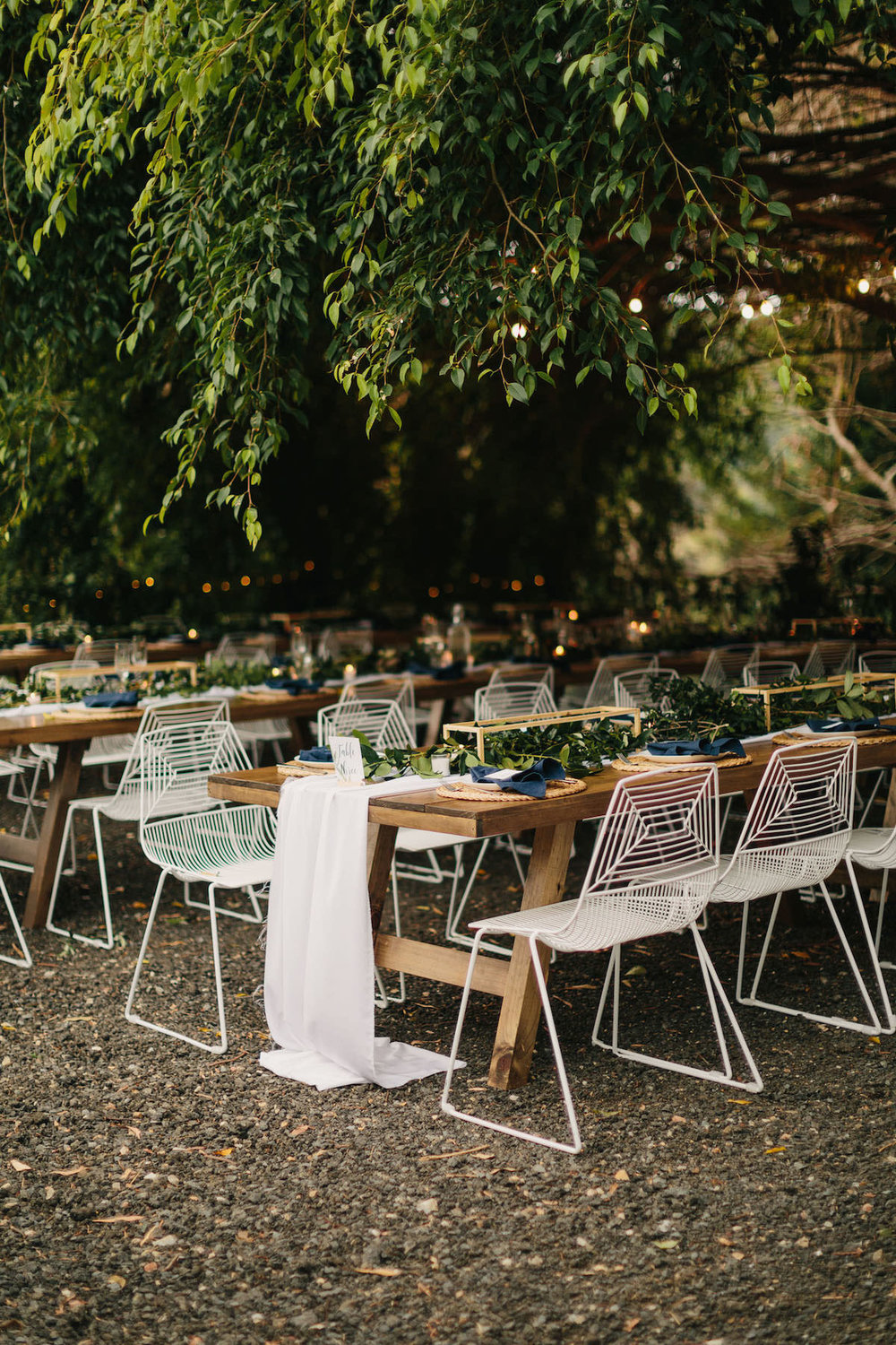 Real Wedding | Eloise + Dan, House of Avongale, Bilambil Northern NSW Wedding | Hampton Event Hire, wedding and event hire | Photo by Finch & Oak Photography
