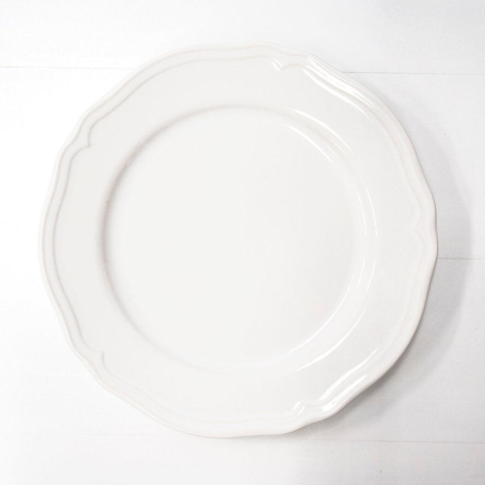 FRENCH DINNER PLATE