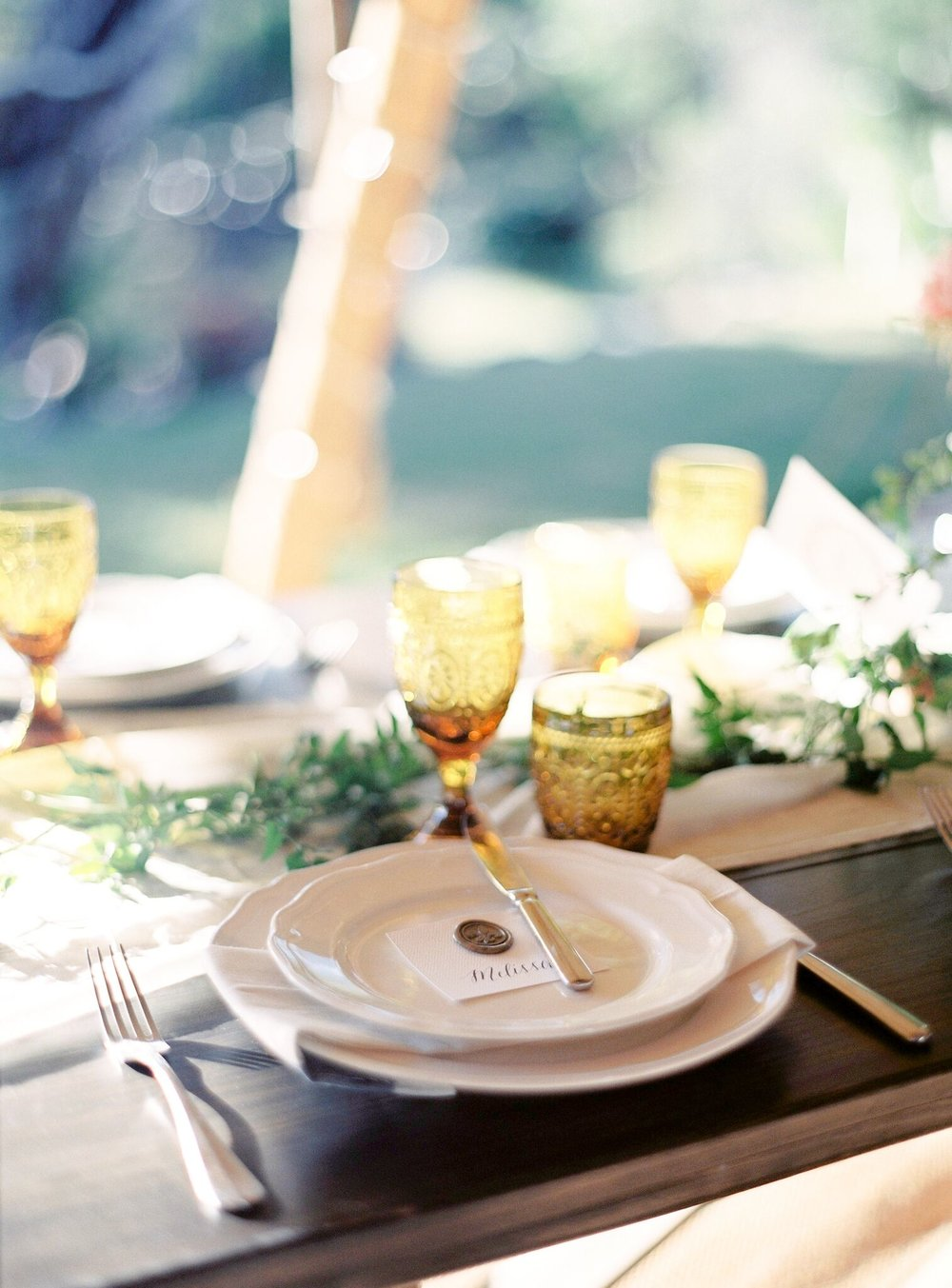 Amber glassware hire Hampton Event Hire1.jpeg
