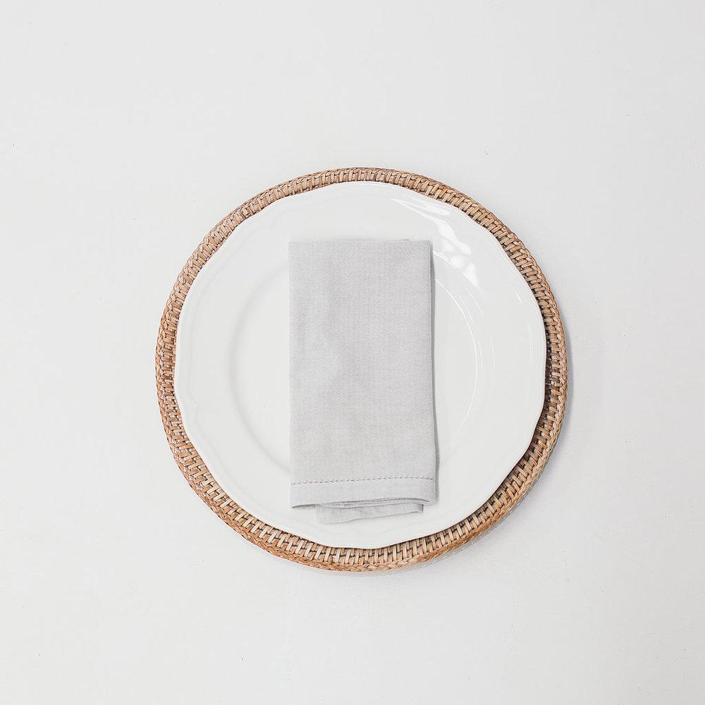Stone Linen Napkin