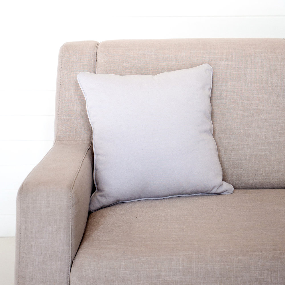 Grey Dove Cushion
