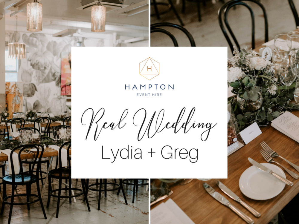 Real Brisbane Wedding: Lydia and Greg, The Bromley Room Brisbane Wedding Venue | Hampton Event Hire, Brisbane Wedding Hire | Photo by Janneke Storm Photography