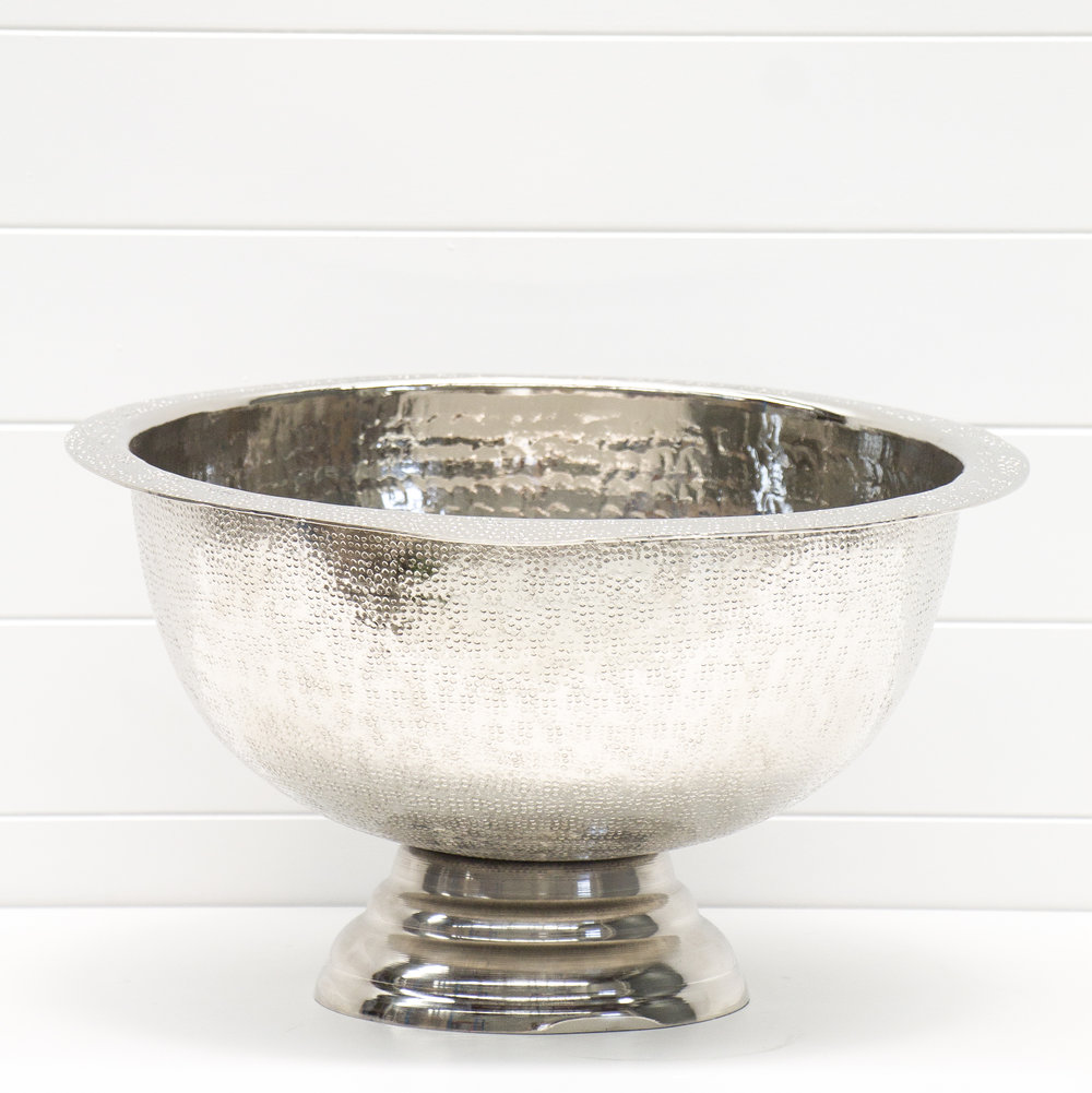Pressed Tin Champagne Tub
