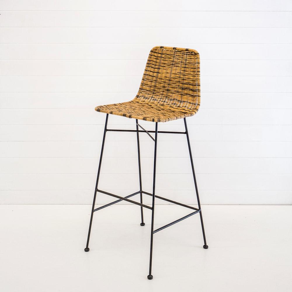 Indie natural bar stool