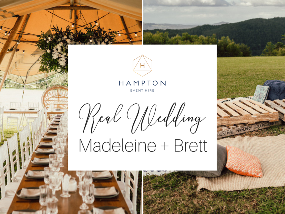 Real Wedding Madeleine Brett Maleny Retreat Sunshine Coast