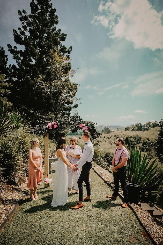 Real Wedding: Ashleigh and Matt, Northern NSW wedding   Hampton Event Hire, Tweed Coast Wedding Hire   Photo by Paula May Photography