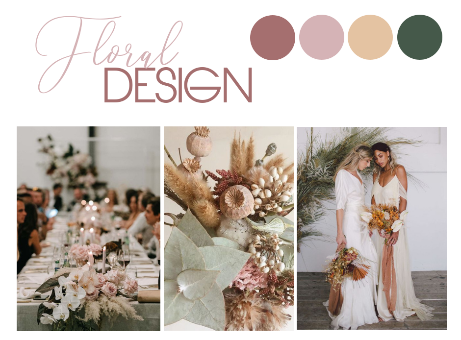 Image 1:  Photo by Lucas & Co Photography , Styled by  The Events Lounge  / Image 2: Photo via Pinterest / Image 3: Photo by  Evangeline Lane