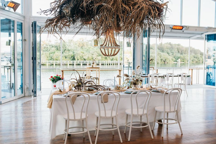 Image:  Figtree Pictures  / Floral design:  The French Petal