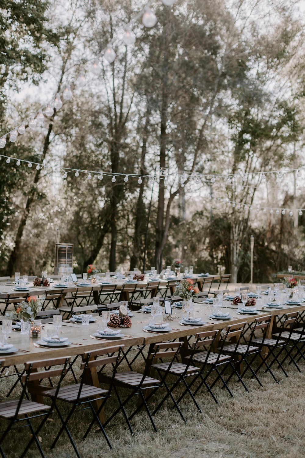 Real Wedding: Michell + Richard, Country Bohemian DIY Wedding Styling at Brisbane | Hampton Event Hire