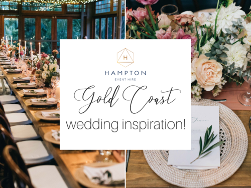 Blog Hampton Event Hire Wedding Event Hire Byron Bay Gold