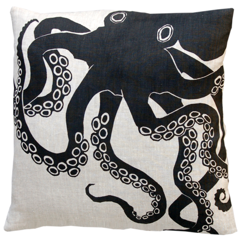 Dermond Peterson - Octopus Pillow
