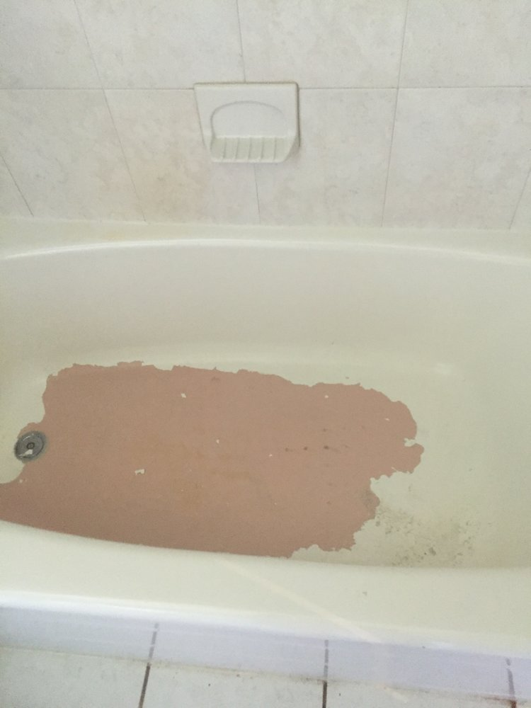 Bath Refinishing — South Jersey Handyman Services