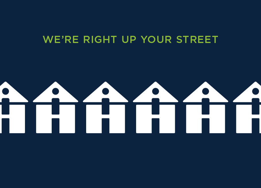 We are right up your street - At Home Property