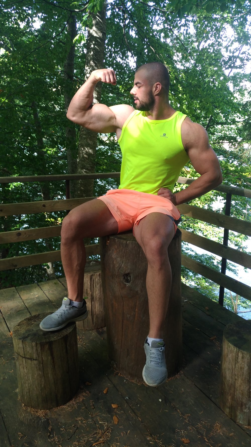 - Muscles in nature
