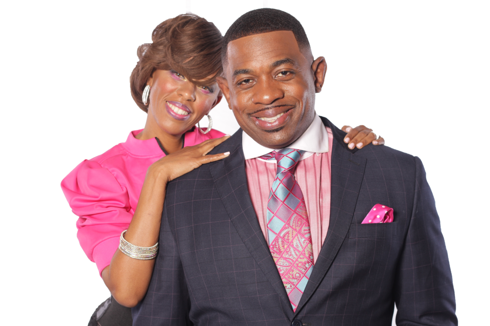 Pastor Lyddale and Pastor Traci Akins