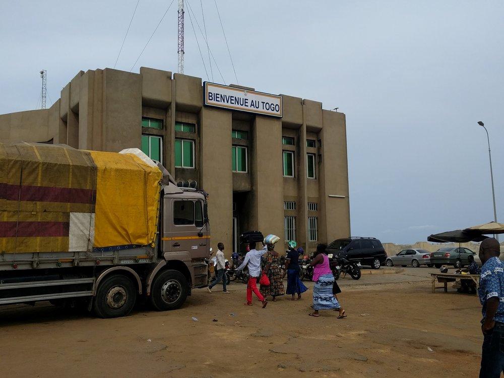 Little visit to Togo