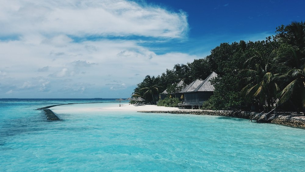 Gangehi, the Maldives