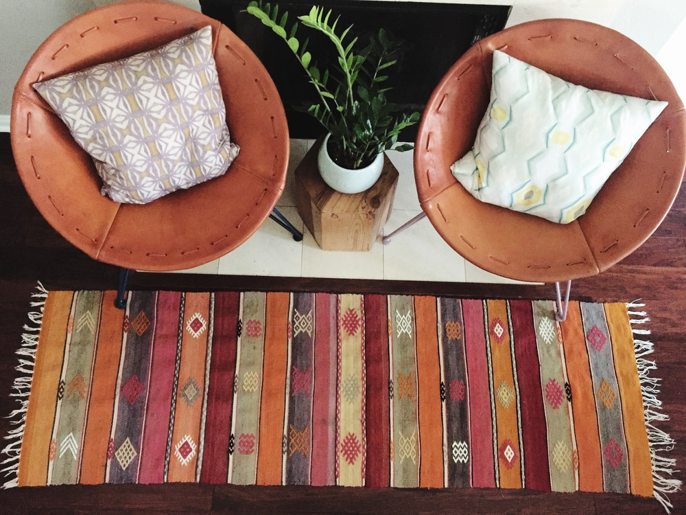What to look for when purchasing a Turkish kilim rug.