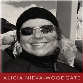 Alicia Nieva-Woodgate Location: Denver, CO Experience: 23 years in-house and agency experience, B2B, B2C, Security, Media, Consumer, Corporate Notable Clients: MarkLogic, Nlyte Software, Filtrbox, Opsware Inc., Mediabolic Role: Account Lead, strategic guidance, media outreach