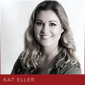 Kat Eller Location: LA Experience: 10 years in-house and agency, B2B, B2C, Security, Media, TeleCom, Corporate, Crisis Notable Clients: AT&T, Google Role: Account Lead