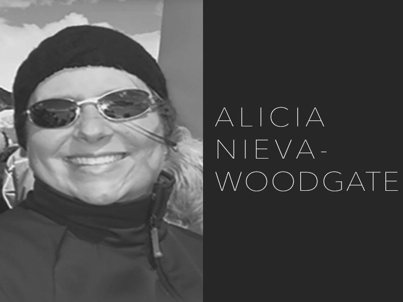 Alicia Nieva-Woodgate