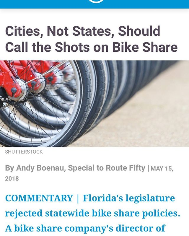 Our client The Gotcha Group provides thoughts on why cities should take control of bike share programs and the companies involved, so these programs don't fail before getting off the ground. #bike #bikeshare #bikelitter #shareeconomy #thegotchagroup #legislation #cityplanning #transportation #microtransit #municipalities #freeride #dockless