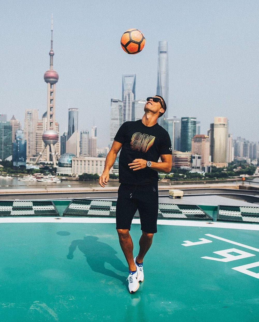 Cristiano Ronaldo for Nike Football