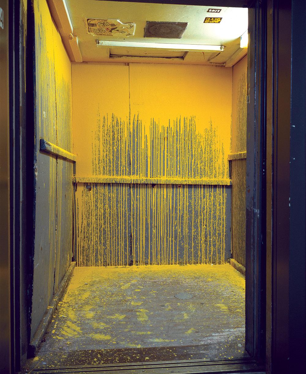 Untitled (Elevator)