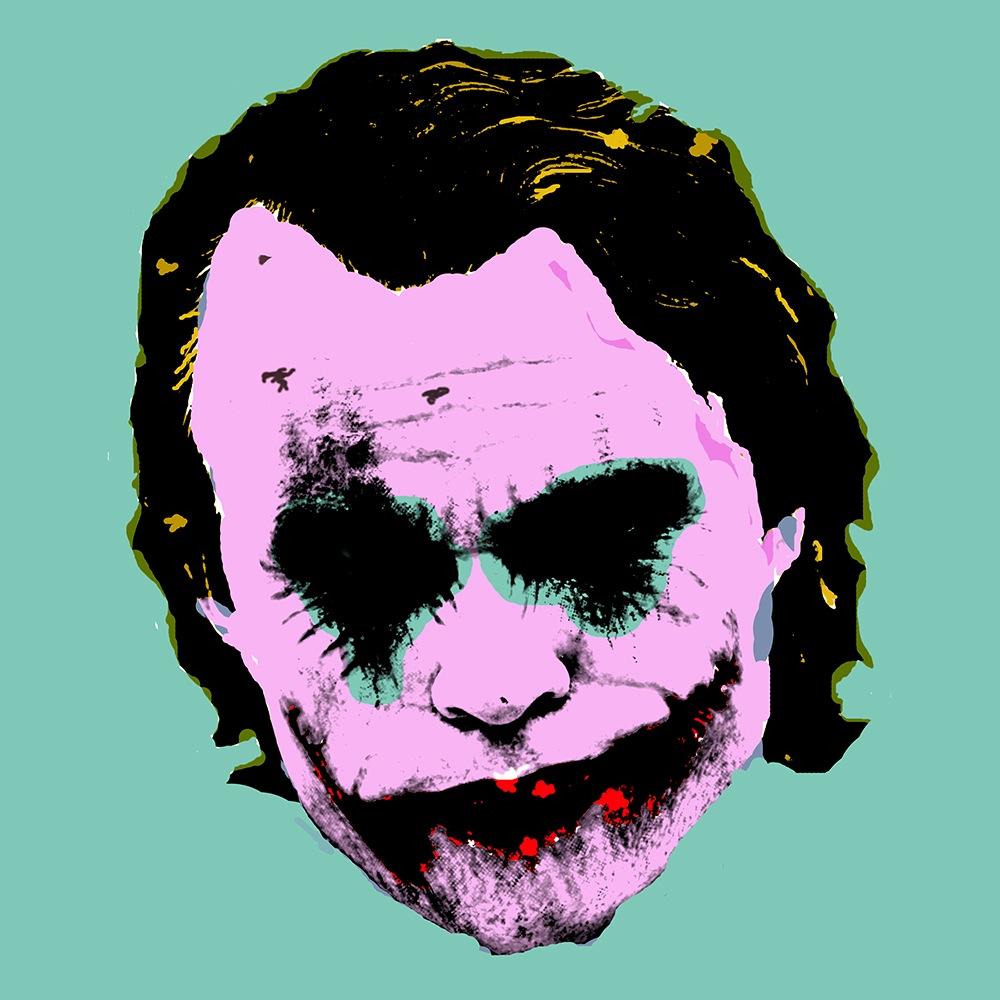 Joker Warhol