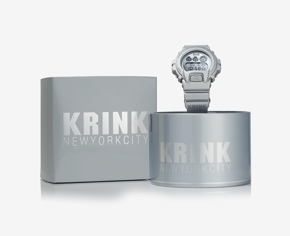 KRINK for G-Shock