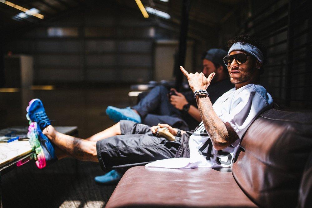 Neymar for Nike Los Angeles