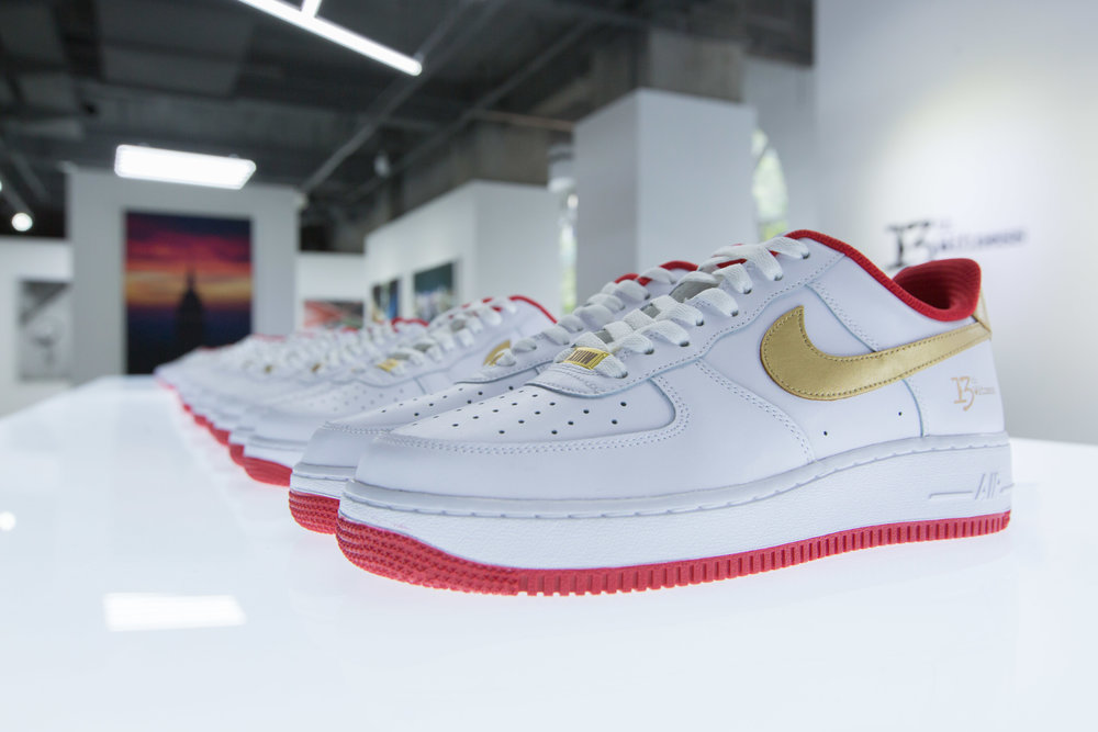 13thWitness for NikeLab X158, Shanghai