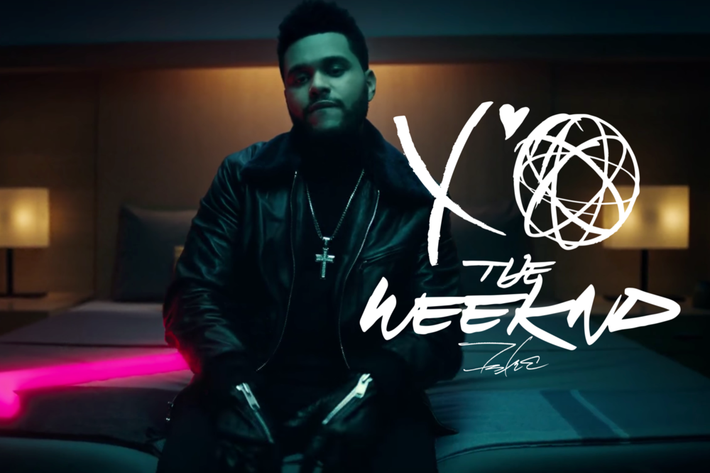 The Weeknd XO   by Futura