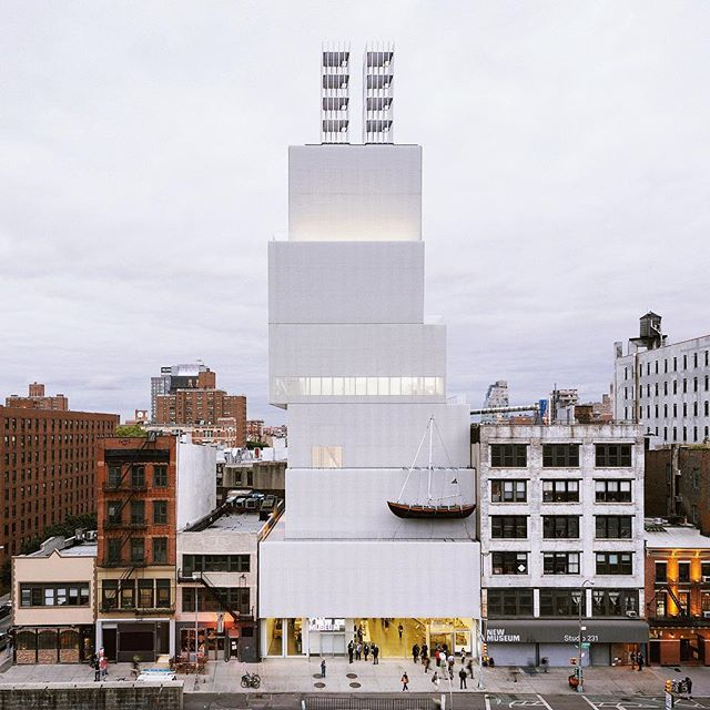 "We are excited to announce our exclusive partnership with the @newmuseum store for ""New Voices"" — a program that will bring new editions, products, and experiences forged between artists, designers and brands to the museum's store. View link in bio for official release."