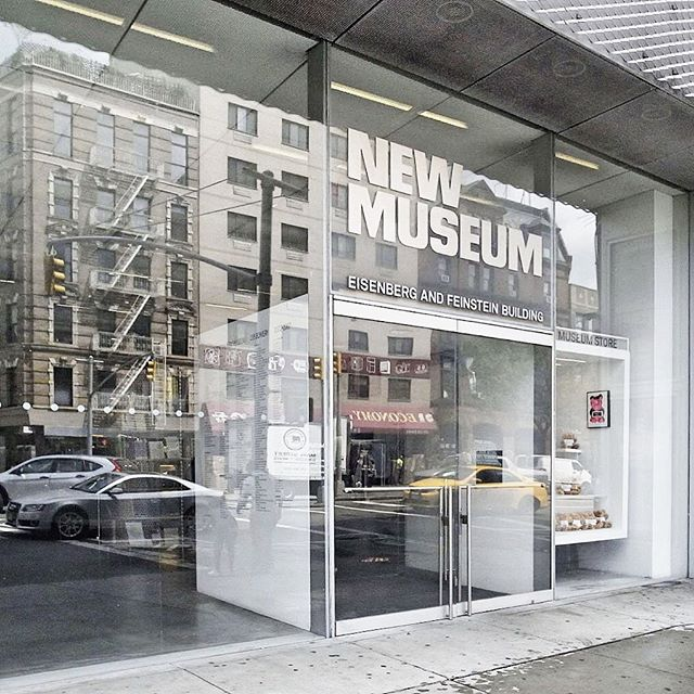 """New Voices"" is a program to provide artists with a platform where they can launch products, special items, and editions for purchase both online and from the brick-and-mortar New Museum Store at 235 Bowery. Link to official release in bio. Stay tuned for more!"
