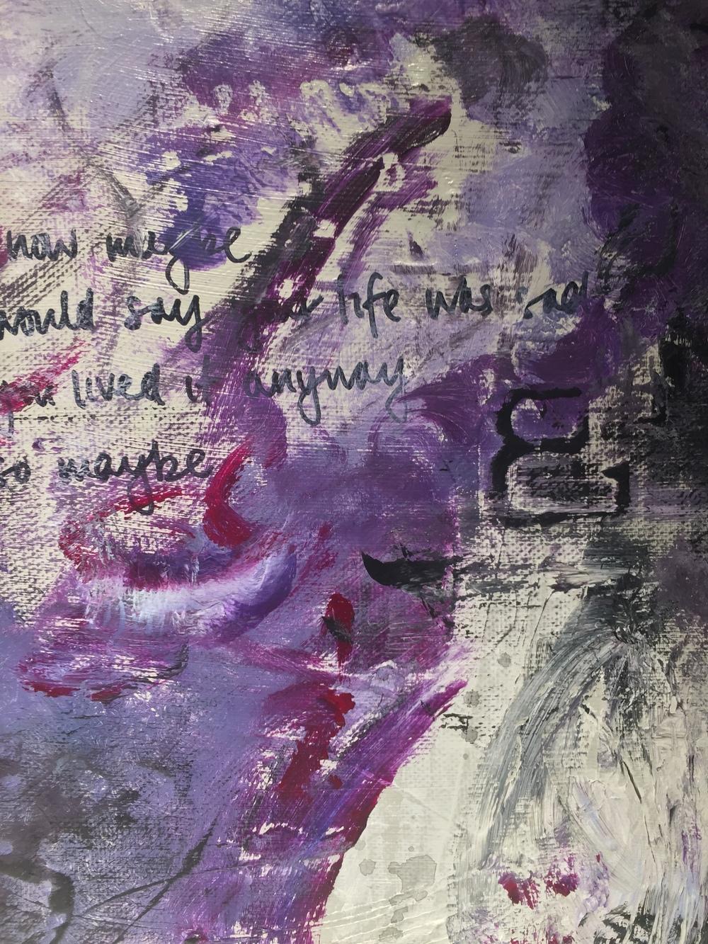 Lyrics from  Far Behind by Candlebox