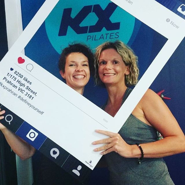 Sooooo much fun at the KX Prahran Open Day today!  Thank you to all who supported and participated ❤  #KX #KXPRAHRAN #reformerpilates #pilates #prahran #windsor #clairefrancoisebeauty #ezypzy #southyarra #fitness #melbourne