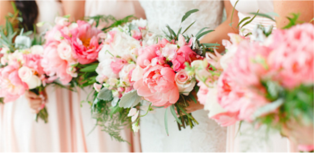 Photo compliments of Flowers by Stem