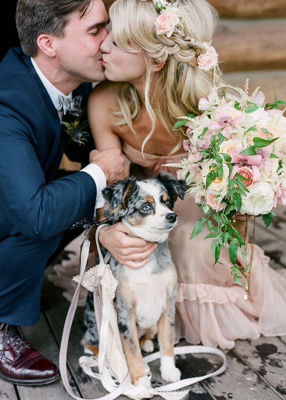 Photo compliments of Green Weddings