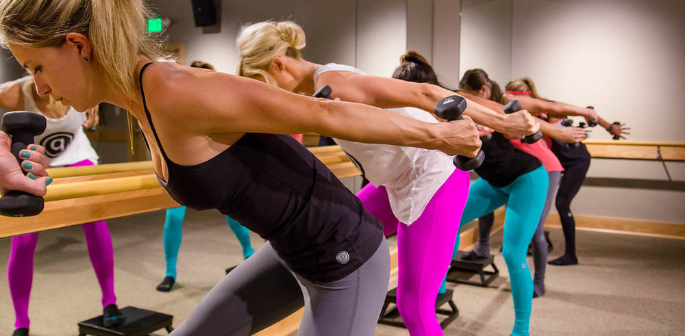 Photo compliments of Pure Barre