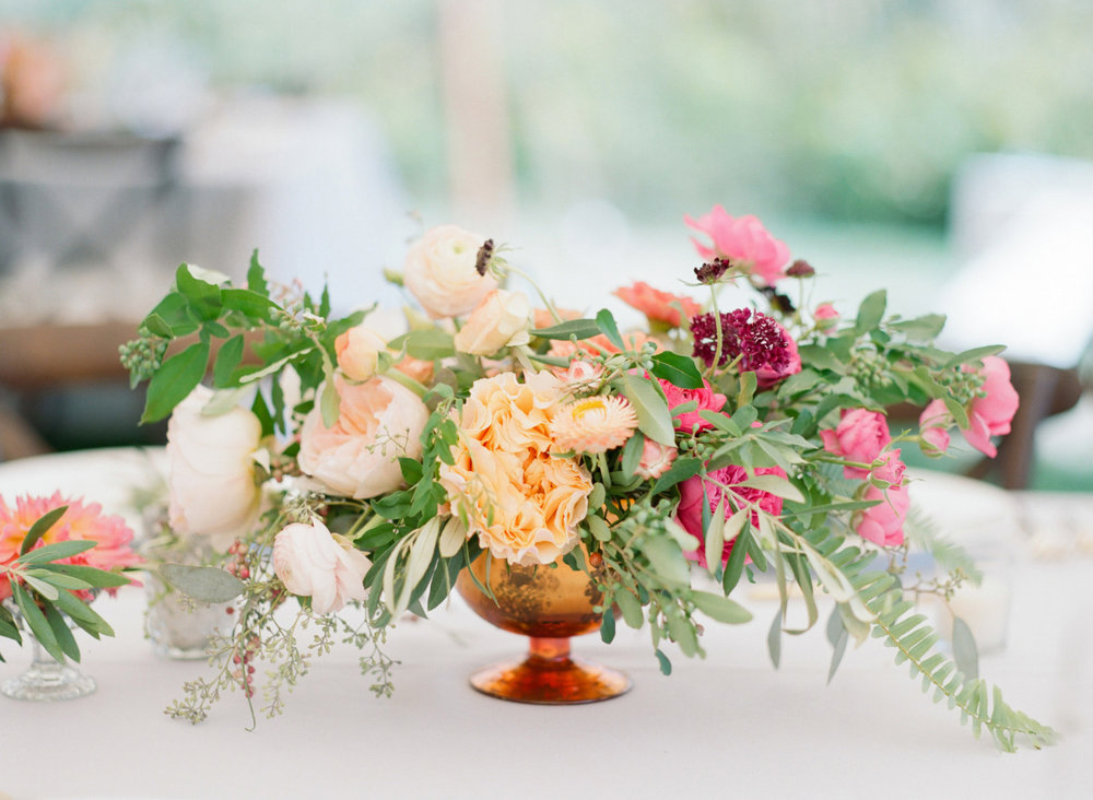 Photo compliments of Style Me Pretty Floral Design: Krishana Collins, Tea Lane Farm Photography: Ruth Eileen Photography