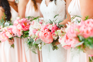 Photo compliments of Style Me Pretty Floral by Flowers by Stem Photography by Kina Wicks Photography