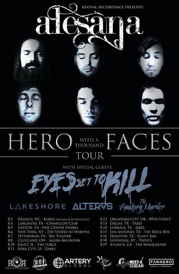 Alesana - Hero With A Thousand Faces Tour.jpg