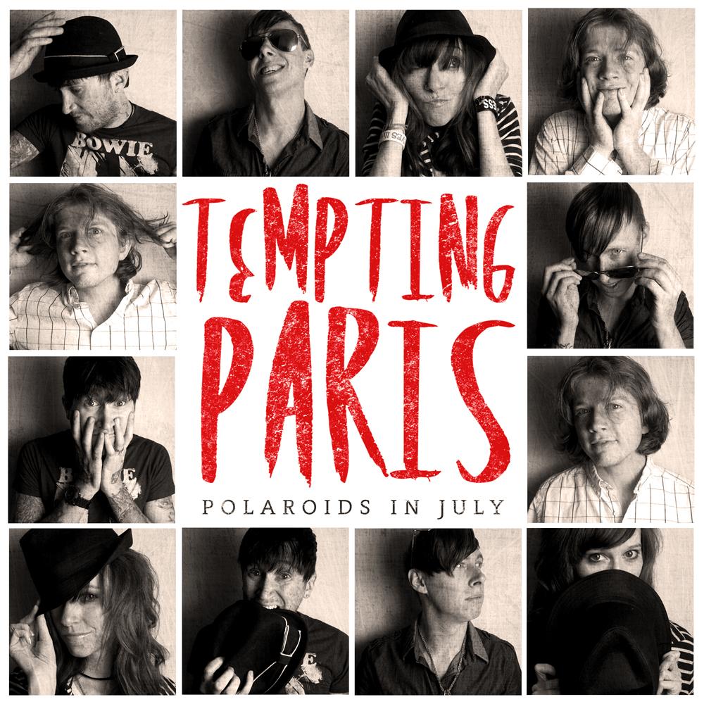 Tempting Paris - Polaroids in July