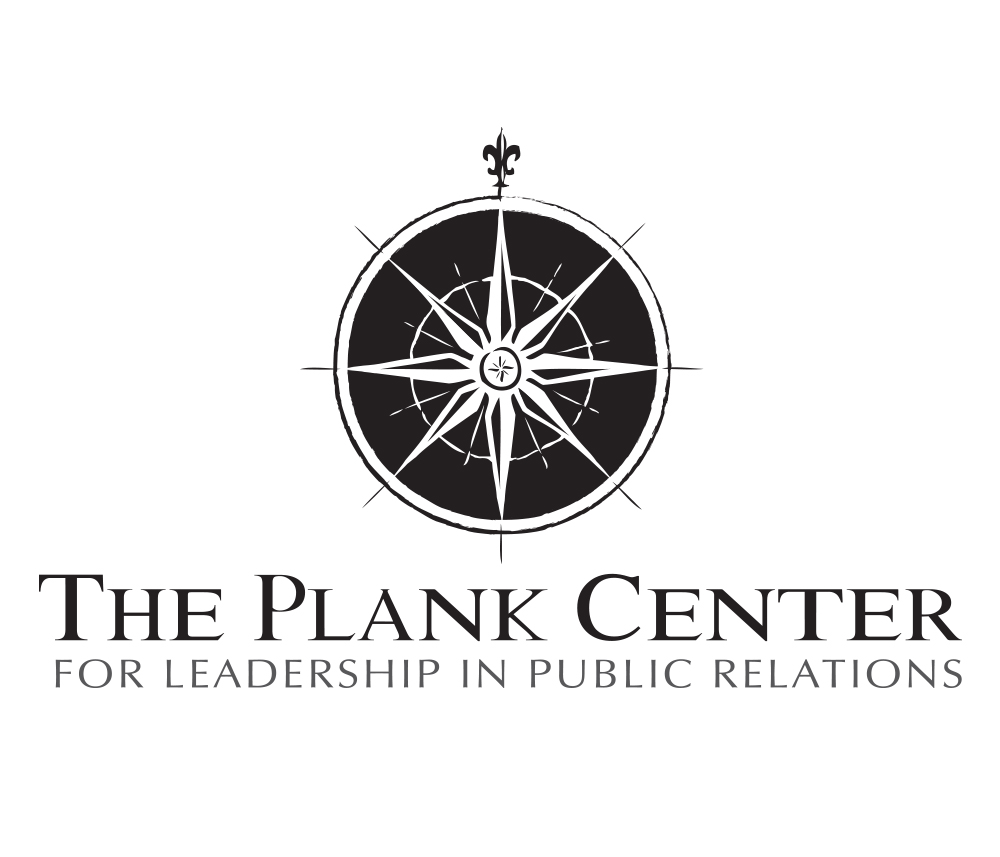 - The Plank Center for Leadership in Public Relations is an international resource for supporting leadership in the public relations industry. The Center seeks to help students, educators and practitioners act as ethical public relations leaders and advance their careers. Through research, collaboration, sponsorships and fellowships, The Plank Center promotes knowledge of the industry and develops outstanding role models.