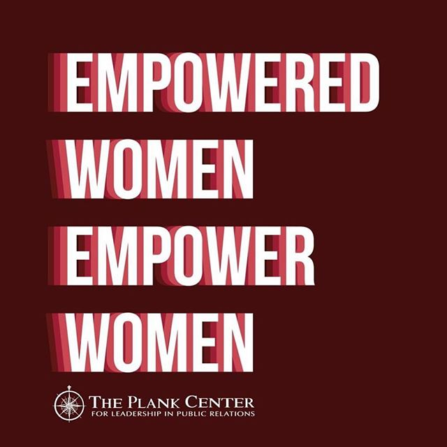 Today we are celebrating #InternationalWomensDay and honoring the women in public relations. Our @plankcenterpr client team is celebrating the legacy of #BetsyPlank and all of her firsts as a woman in public relations. We are proud of the work done by all of the women in Capstone Agency, especially this graphic made by @kaspinwall. Tag a strong woman you're proud to work with in Capstone Agency!