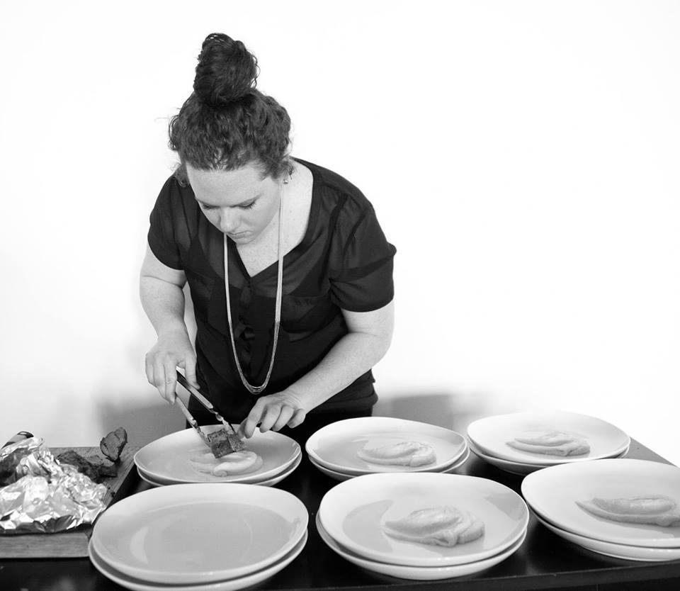 Amanda LeSaicherre | Chef  facebook.com/chefamandal ; @amanda_lesch